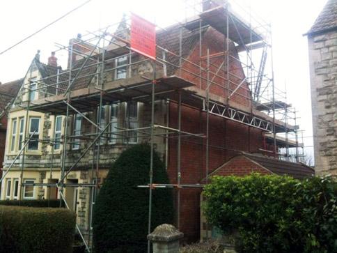 Small Building Work Trowbridge